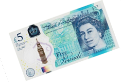 Using images of banknotes   Bank of England