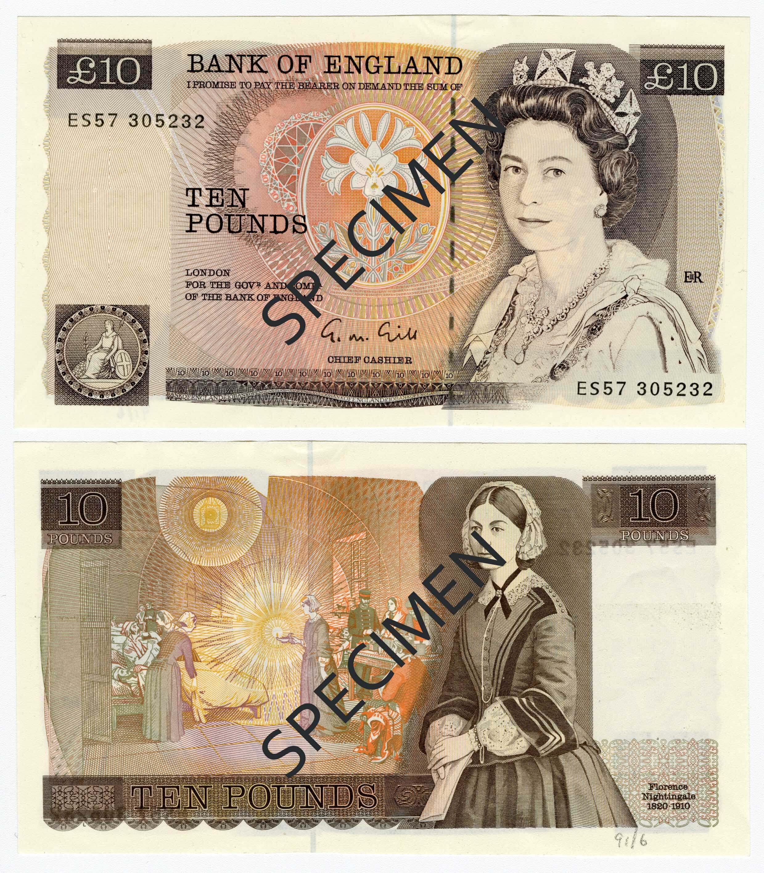 Withdrawn banknotes   Bank of England