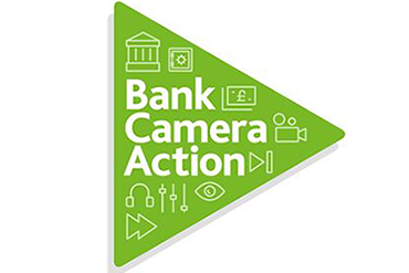 Bank Camera Action logo