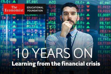 10 years on - learning from the financial crisis