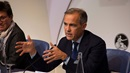 Mark Carney speaking at Future Forum roundtable