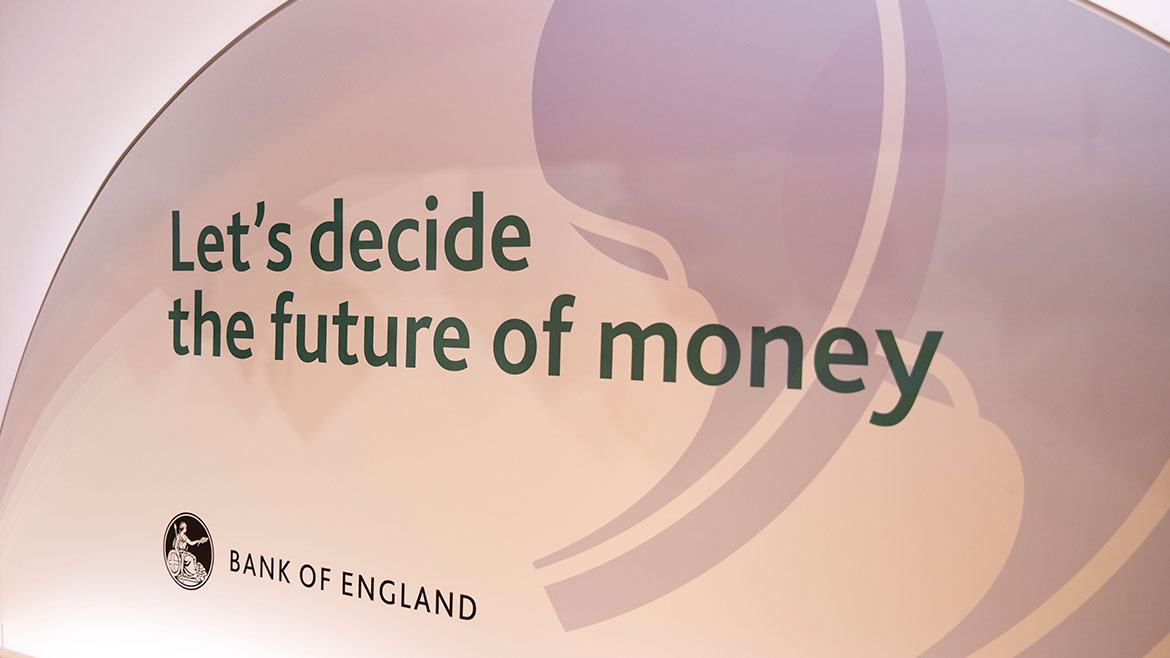 Let's decide the future of money board