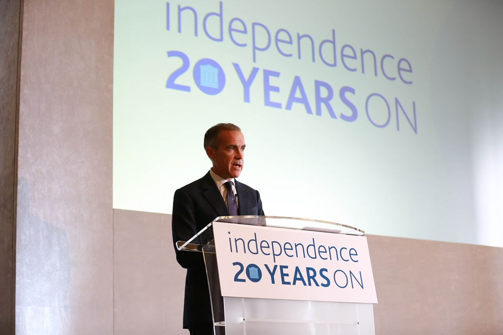 Mark Carney opening speech