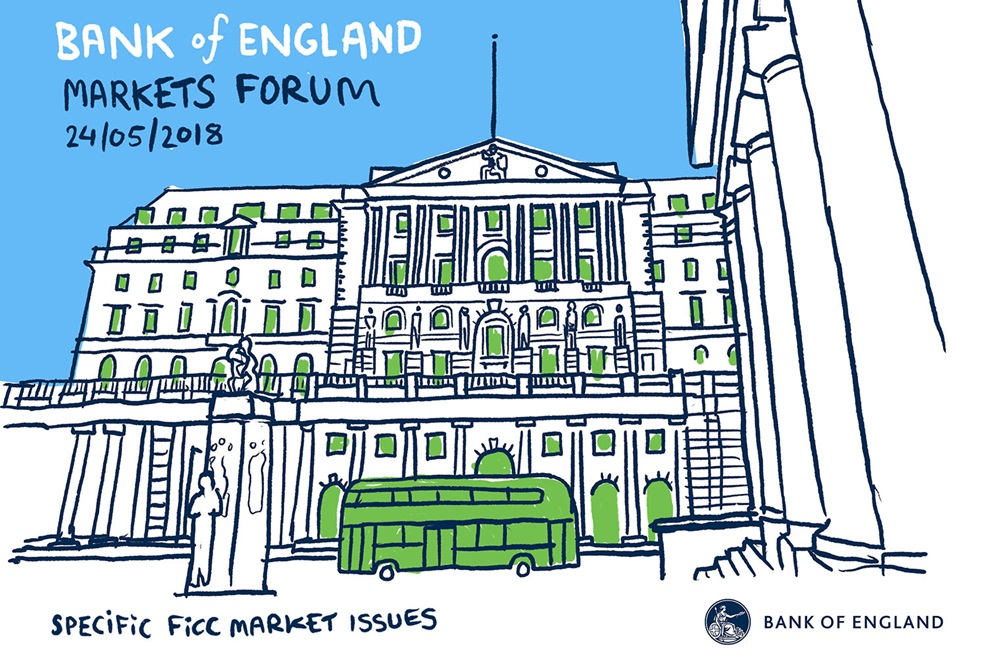 Bank of England, Markets Forum 2018