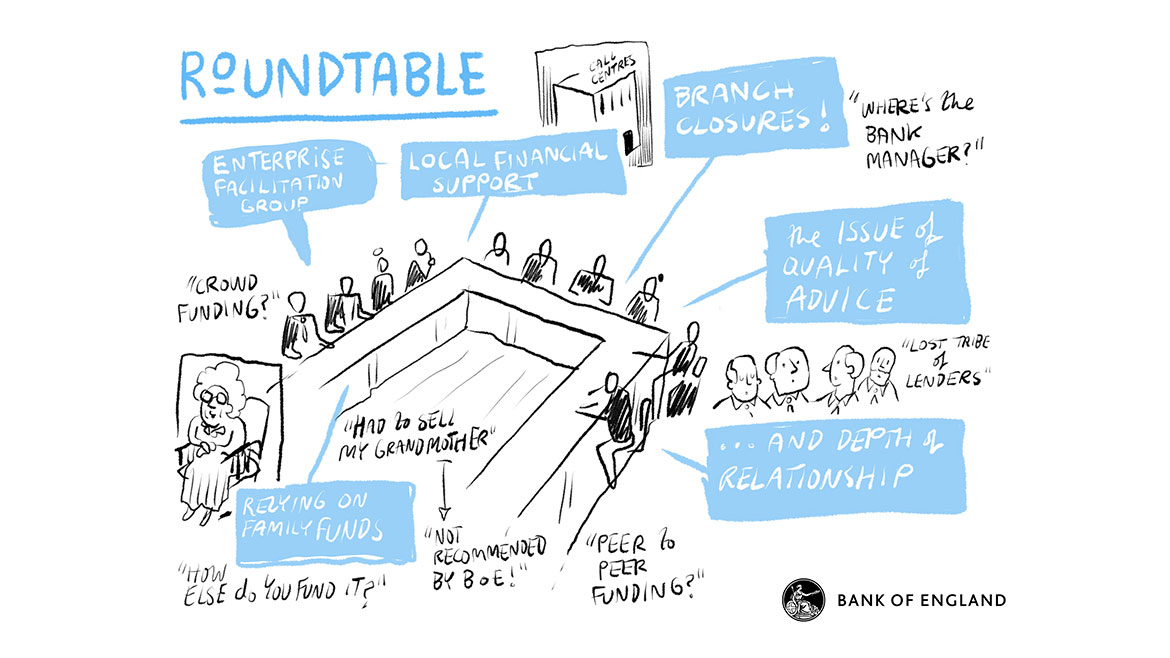 Roundtable - The issue of quality advice, and depth of relationship