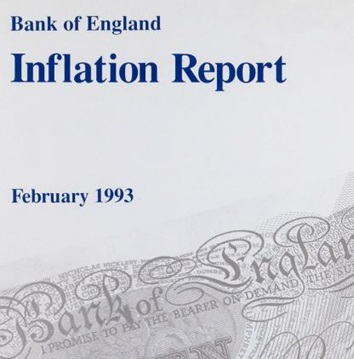First Inflation Report, February 1993