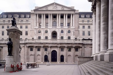 Who pays for the Bank of England