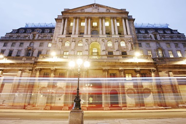 How is the Bank of England independent of the Government