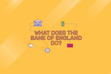 What does the Bank of England do