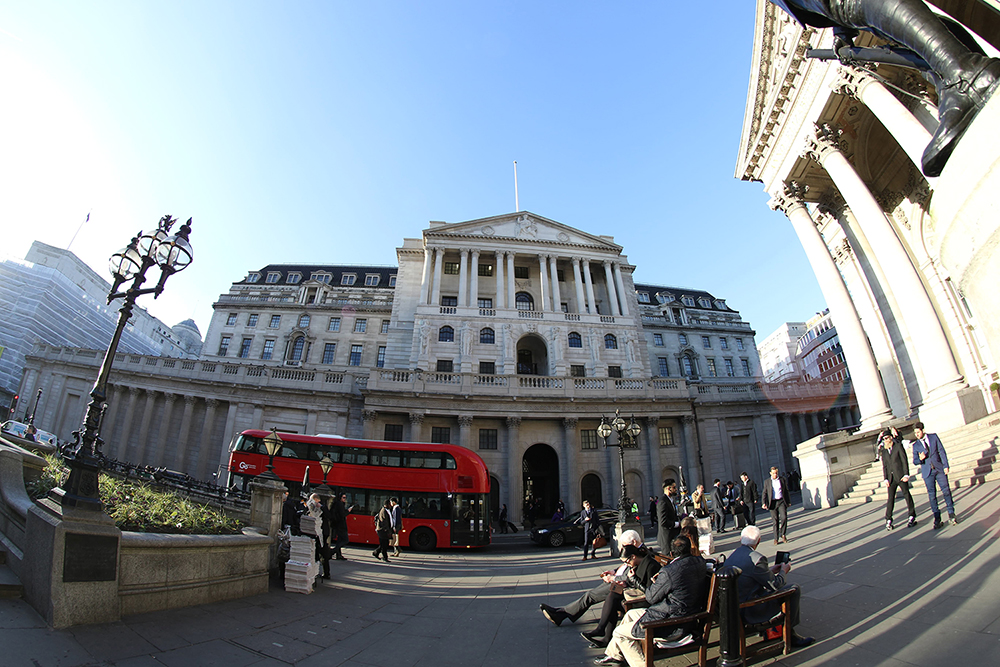 Who owns the Bank of England - 2
