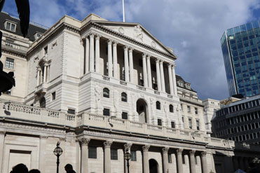External image of the Bank of England