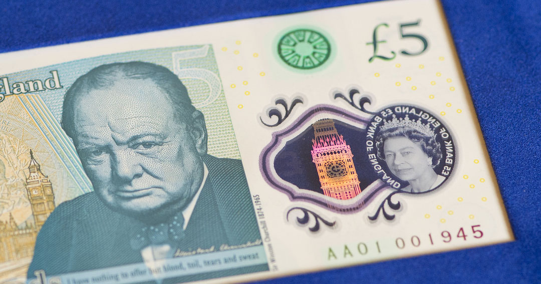 How much is a banknote worth? | Bank of England